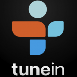 Click to open Tune In App for your Cell Phone, Roku, ipod, iPad etc