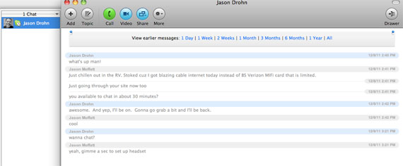 Jason-Drohn-Skype-Chat