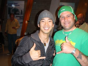 Jake Shimabukuro & Jason Moffatt