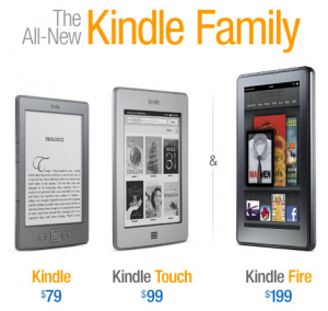 The Kindle Family