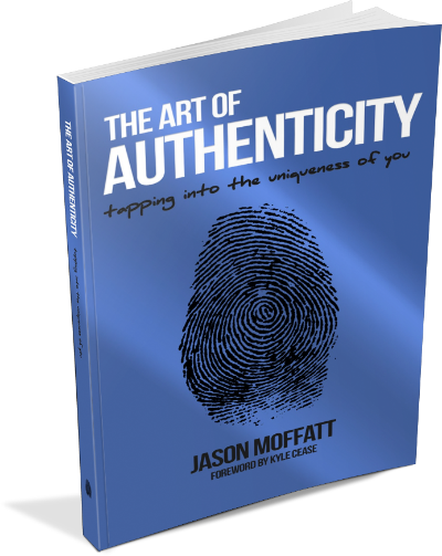 The Art Of Authenticity Book